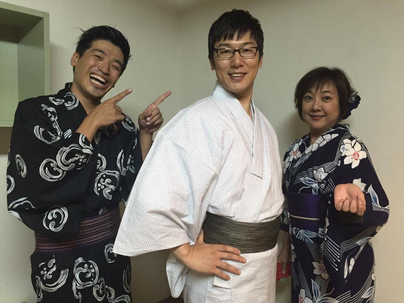<浴衣*ラジオ番組公開イベント>