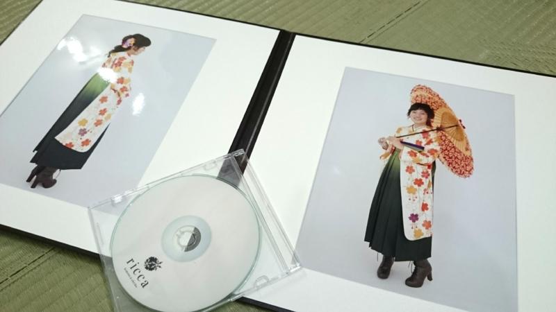 〈卒業式 袴*アルバムが出来ました〉