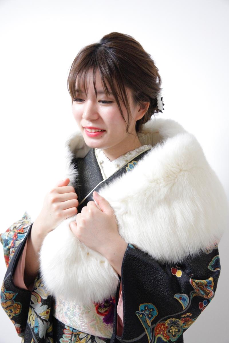 〈2018年成人式前撮り*振袖〉
