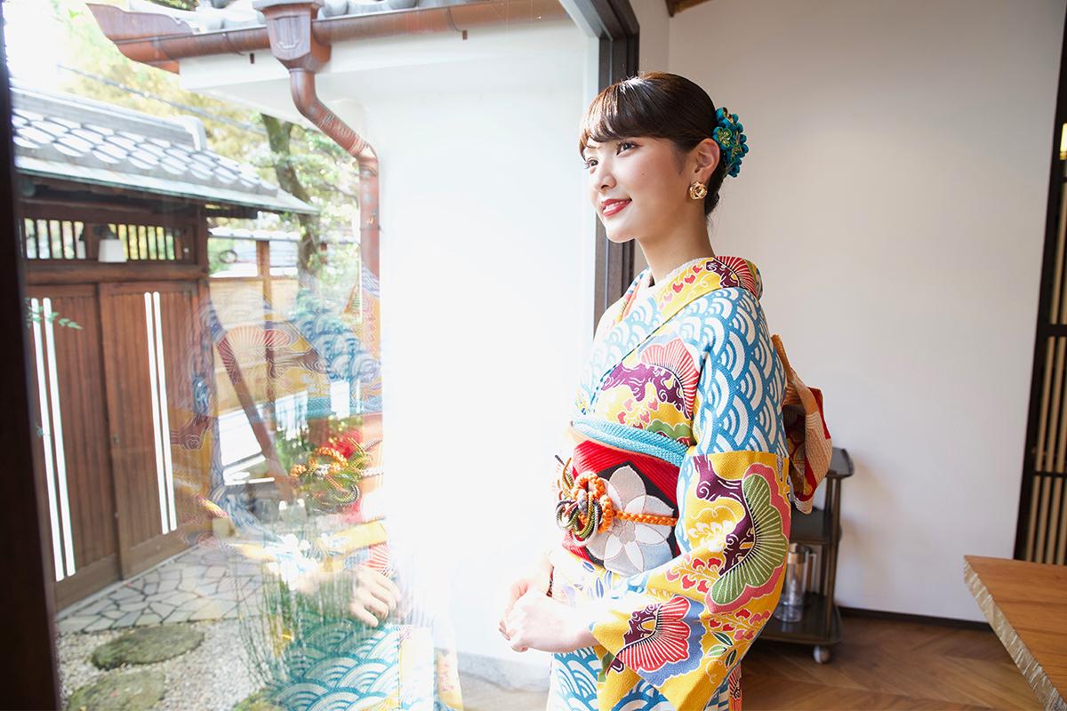きもの六花の着物写真