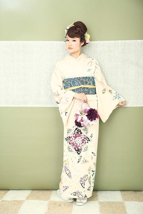 六花レンタル着物の写真