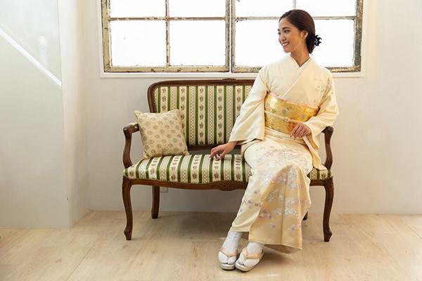きもの六花レンタル着物の写真