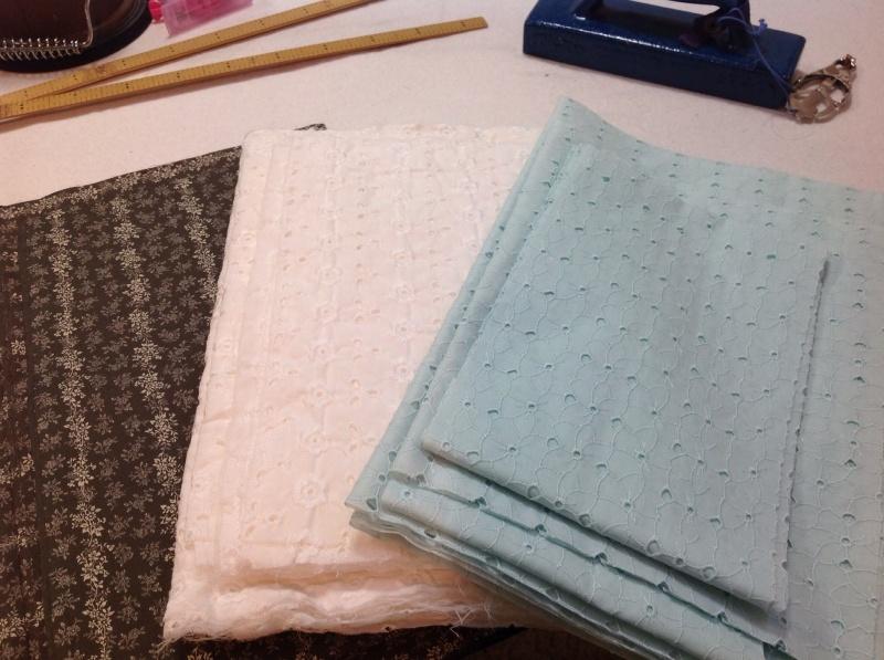 秋・冬に半襦袢を縫いませんか?