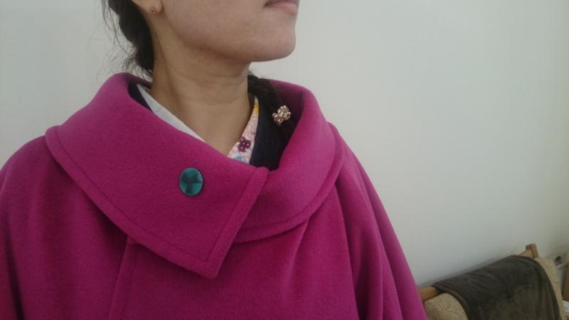 六花オリジナルコート&ケープ 受注受付中!