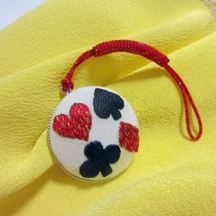 <日本刺繍教室>11月・12月のレッスン参加者募集中