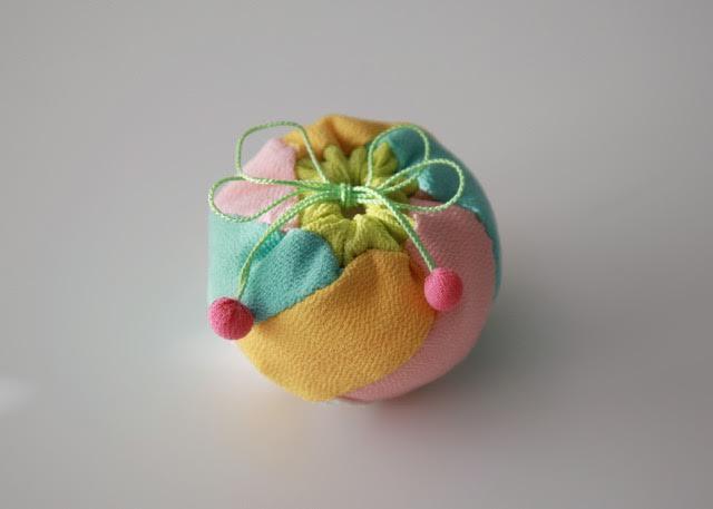 <お細工物教室>3月募集「小さな巾着袋」