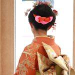 新日本髪 十三詣り