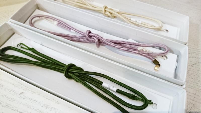 人気の羽織紐が届きました!