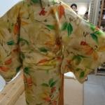 <和裁教室・上級>縫い上がりました!