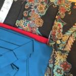 <レンタルきもの>卒業式袴は振袖と合わせても可愛いです☆
