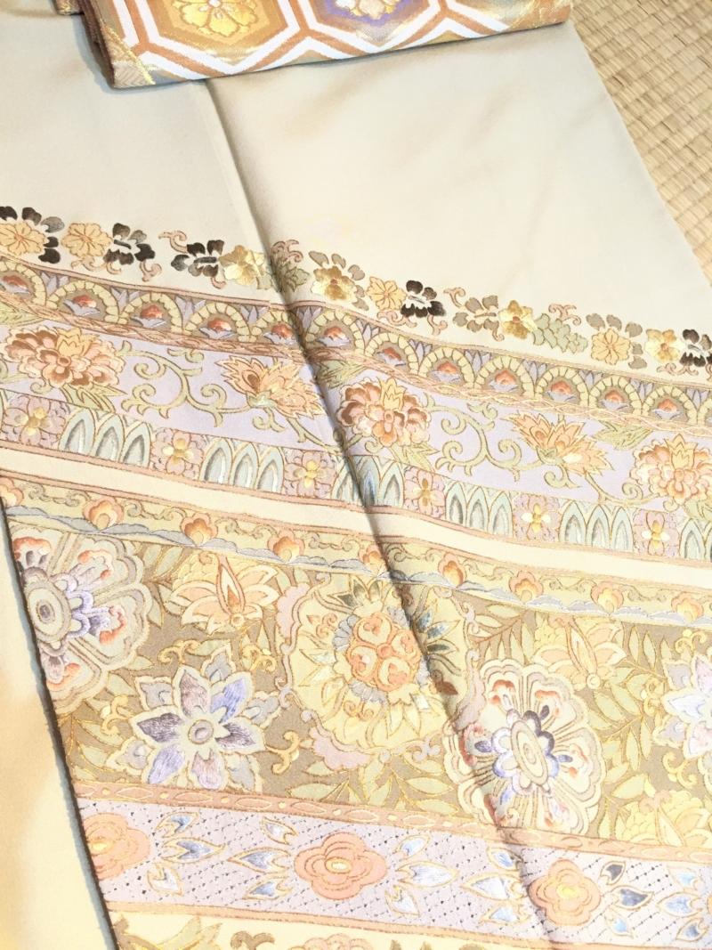 〈レンタルきもの>ご親族の結婚式へ【色留袖】