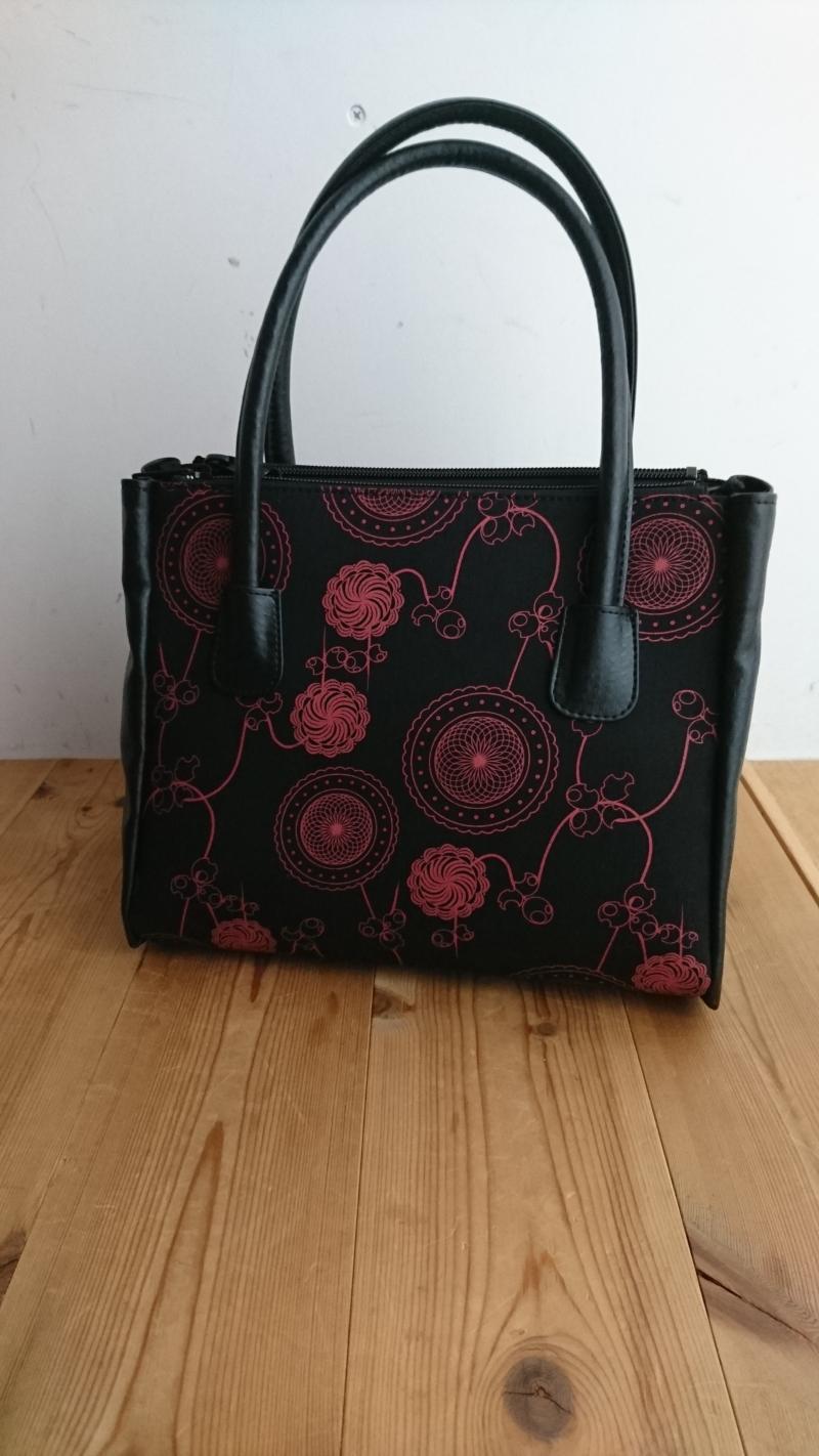 <お誂え>風呂敷からバッグ