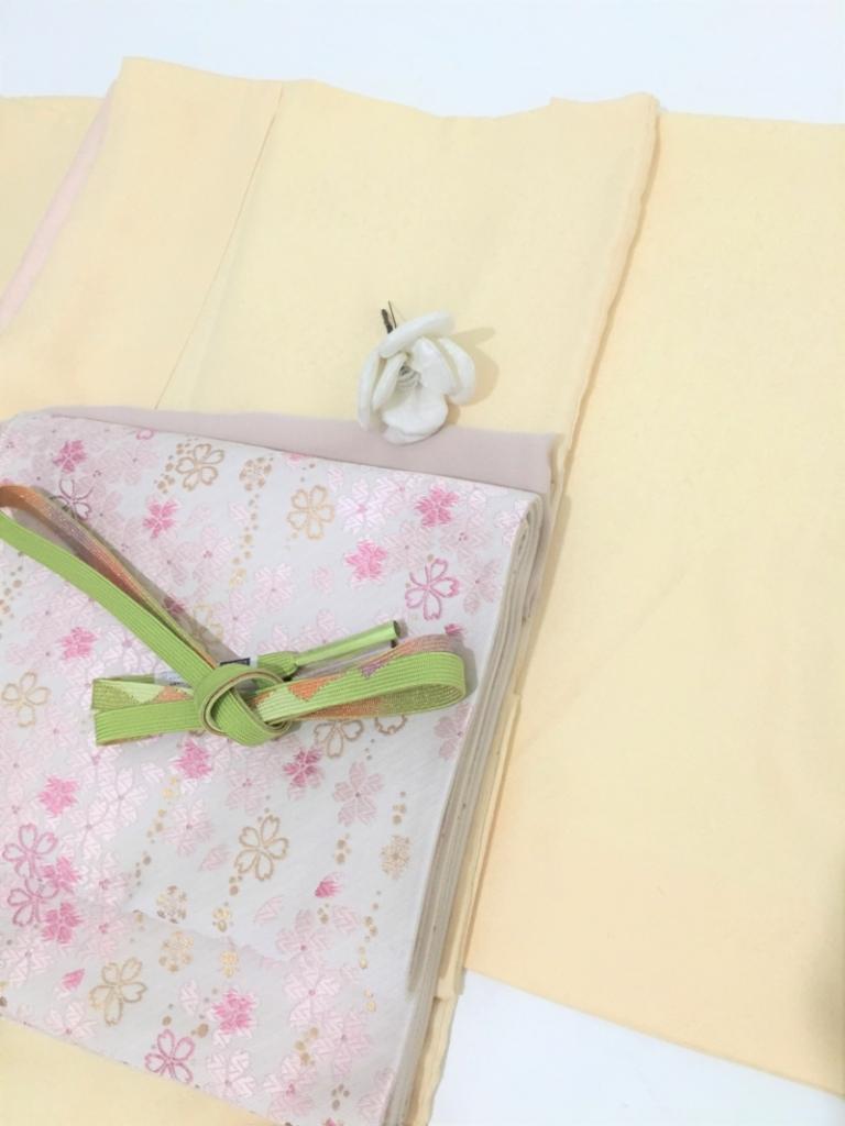 <レンタルきもの>入学式へお母さん着物コーディネート