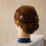 糸巻き玉かんざし オプション髪飾り