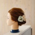 布花飾り オプション髪飾り