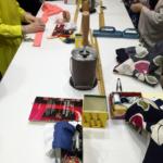 〈和裁教室〉着物を縫う