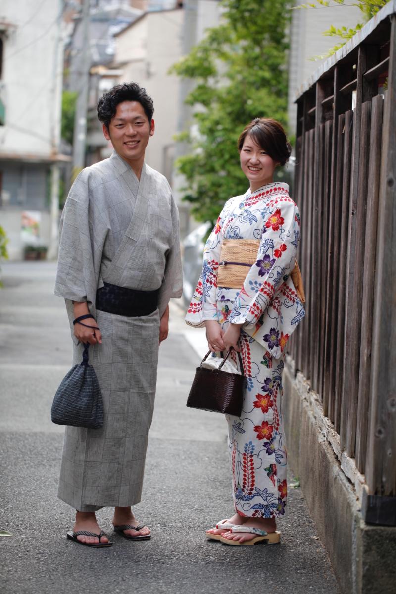 <着付け>8月4日(土)浴衣レンタル予約状況