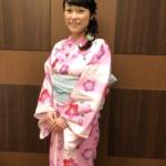 <レンタルきもの>「夏の阪急納涼囲碁まつり」