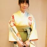 <お支度>袴の着付け・ヘアセット