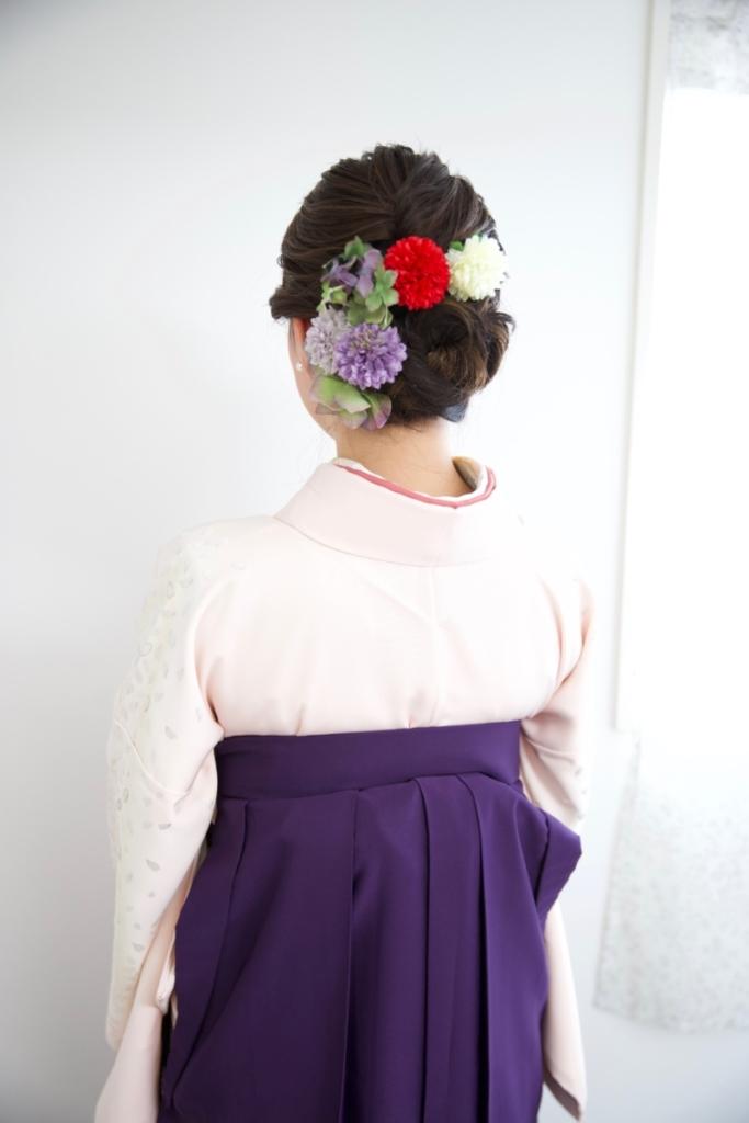 洋花 オプション髪飾り