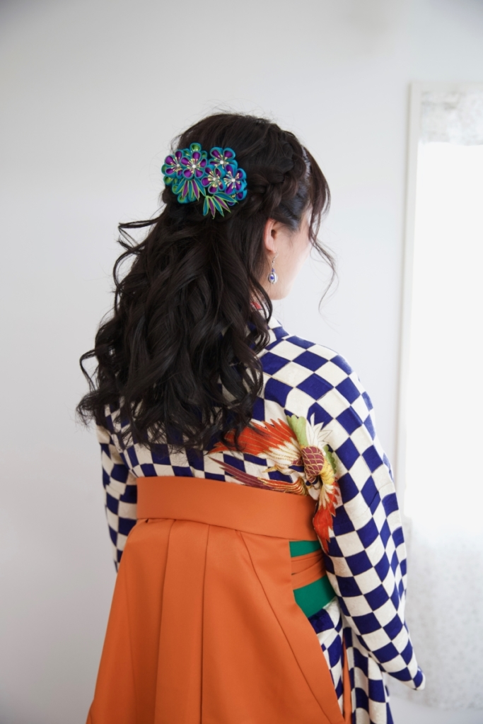 つまみ細工 オプション髪飾り