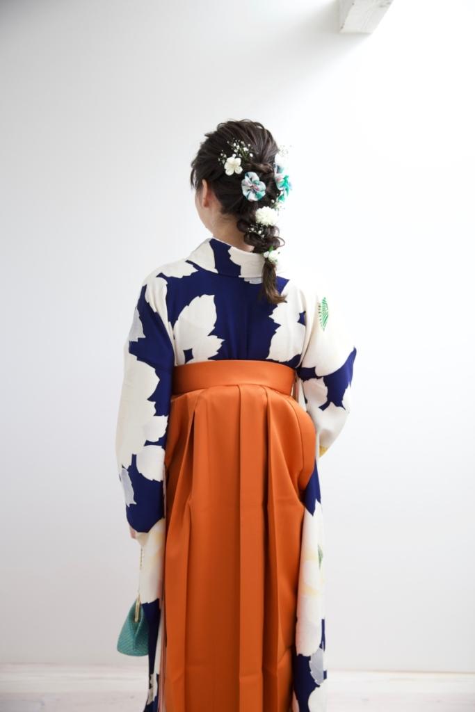 ヘアスタイル 袴