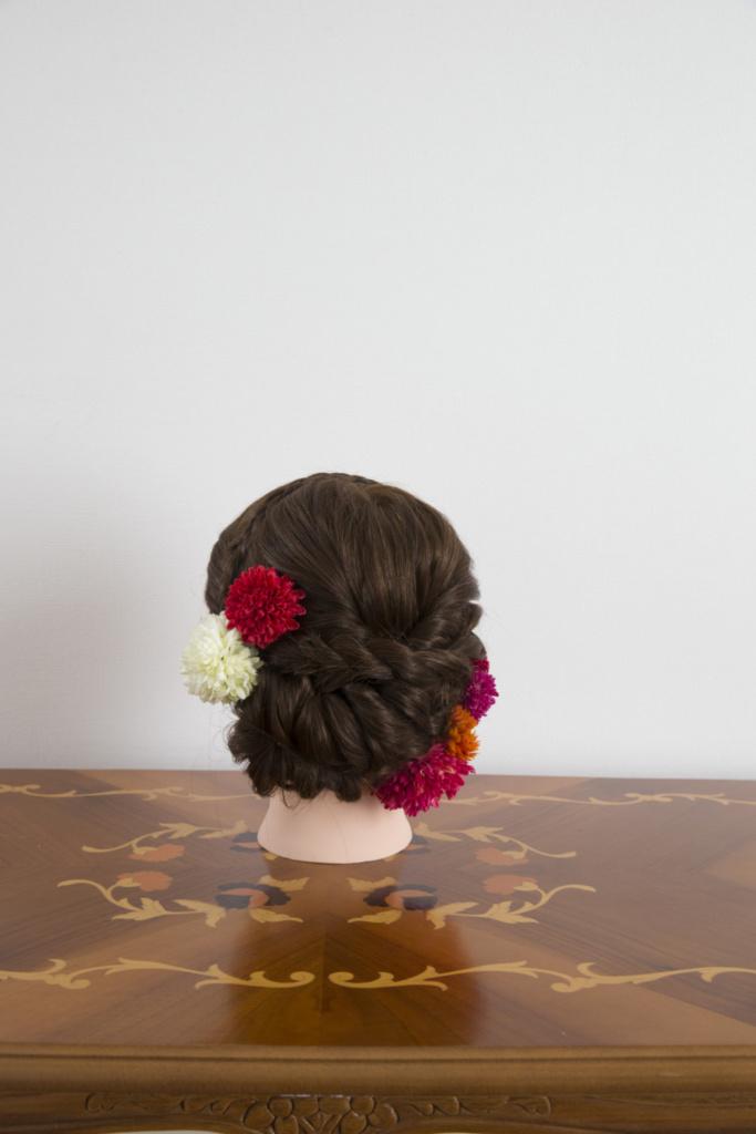 髪飾り・ブーケ