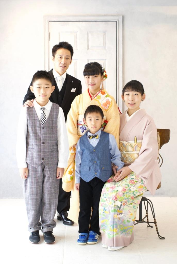 〈レンタルきもの・写真撮影〉結婚式へ