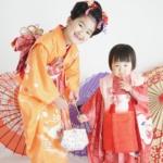 〈レンタルきもの・写真撮影〉七五三 7歳女児