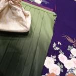 <レンタルきもの>卒業式袴・アンティークコーディネート