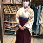 <レンタルきもの>卒業式・袴や小物だけのレンタルもやってます!
