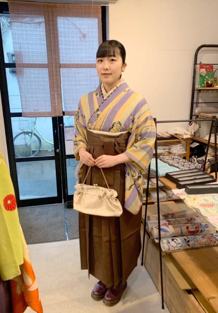 <レンタルきもの>卒業式 袴