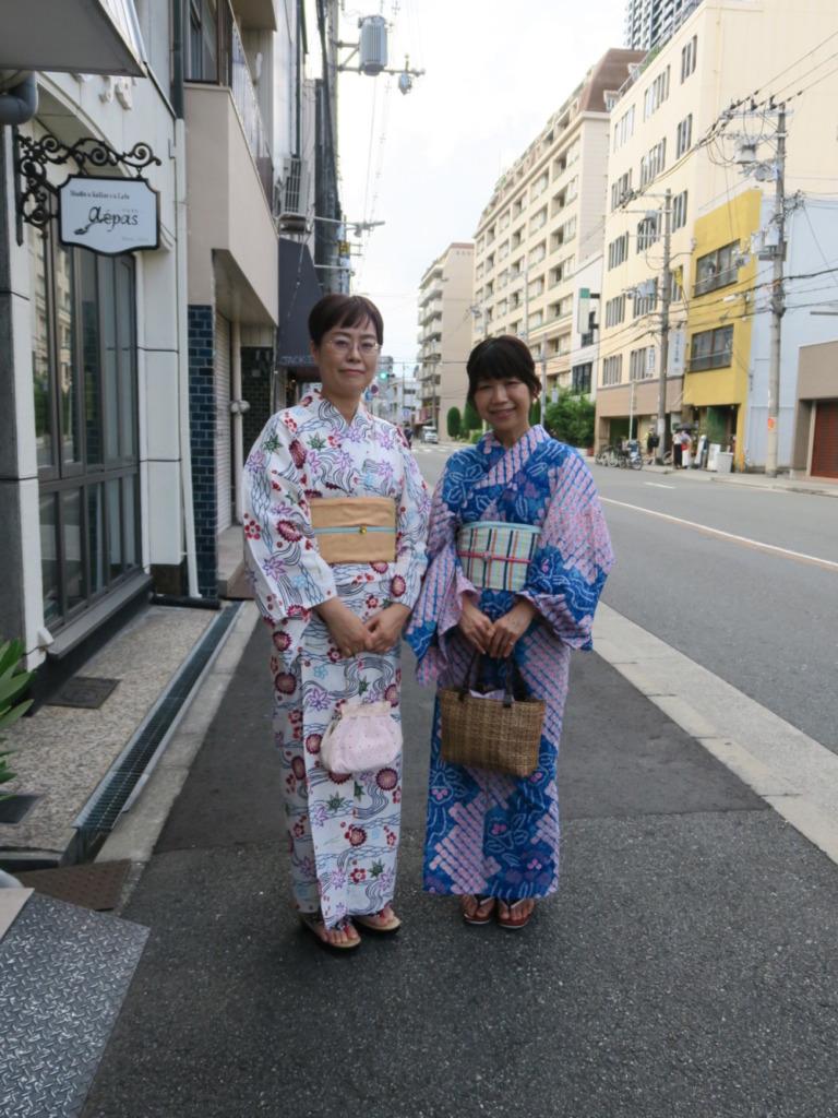 <レンタルきもの>浴衣コーディネート